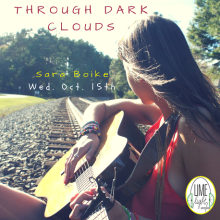 Sara Boike- Through Dark Clouds Promo